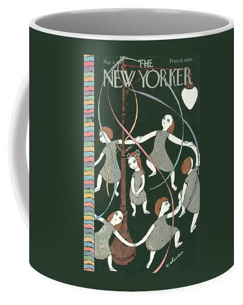 New Yorker May 2, 1942 Coffee Mug