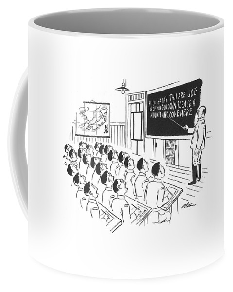 New Yorker November 28th, 1942 Coffee Mug