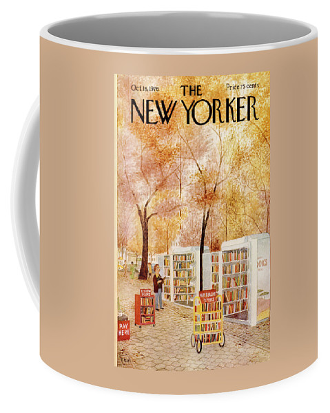 New Yorker October 18th, 1976 Coffee Mug