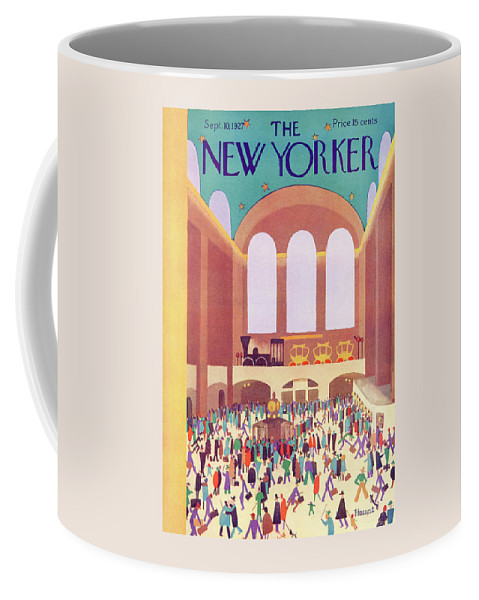 New Yorker September 10, 1927 Coffee Mug