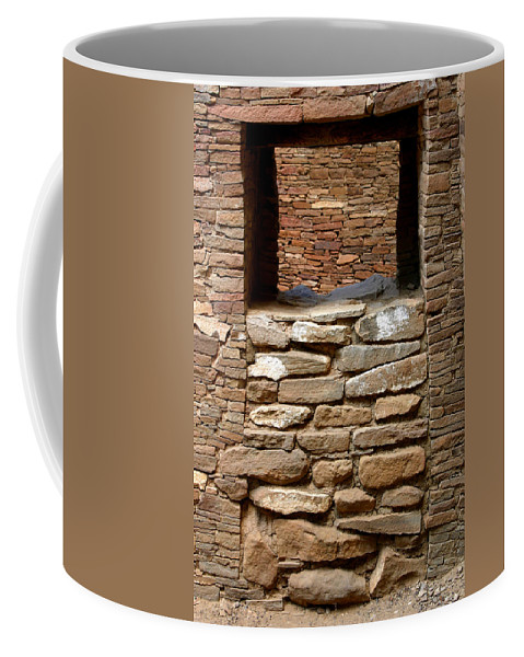 Ruins Coffee Mug featuring the photograph No Way In Or Out by Joe Kozlowski