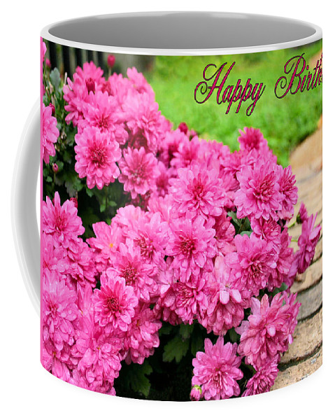 Happy Birthday Coffee Mug featuring the photograph November Birthday by Kristin Elmquist