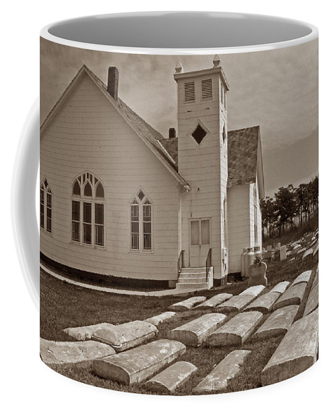Maritime Coffee Mug featuring the photograph Now And Here After by Skip Willits