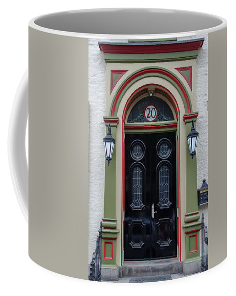 Guy Whiteley Photography Coffee Mug featuring the photograph Number 20 by Guy Whiteley