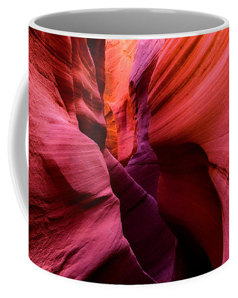 Escalante Coffee Mug featuring the photograph Obscure Escalante by Chad Dutson