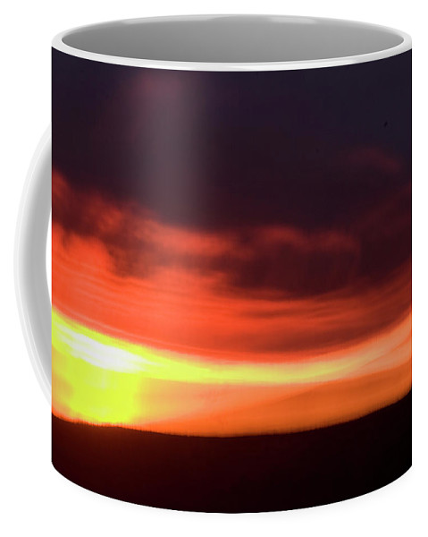 Backgrounds Coffee Mug featuring the photograph Oglala National Grassland by Phil Schermeister