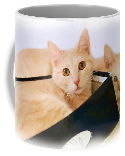 Kenny Francis Coffee Mug featuring the photograph Ogo Pogo And Pookster by Kenny Francis