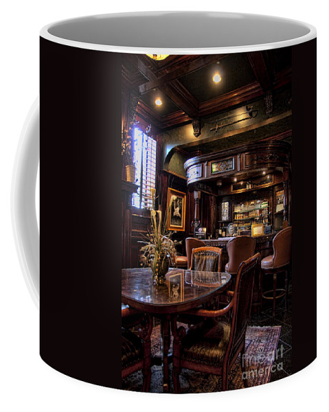 Vintage Coffee Mug featuring the photograph Old Bar In Charleston Sc by David Smith