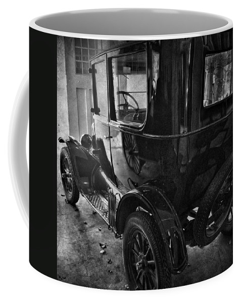 Old Car Coffee Mug featuring the photograph Old Betty by The Artist Project