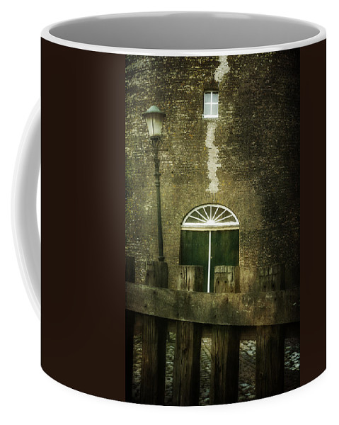 Old Coffee Mug featuring the photograph Old Building by Joana Kruse