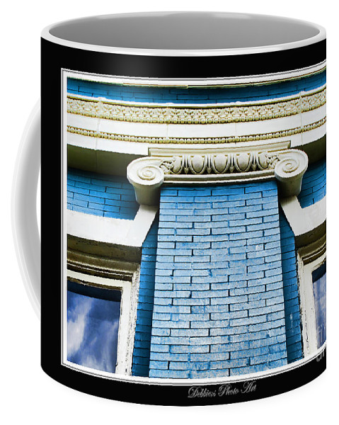 Arcitecture Coffee Mug featuring the photograph Old Elements I by Debbie Portwood