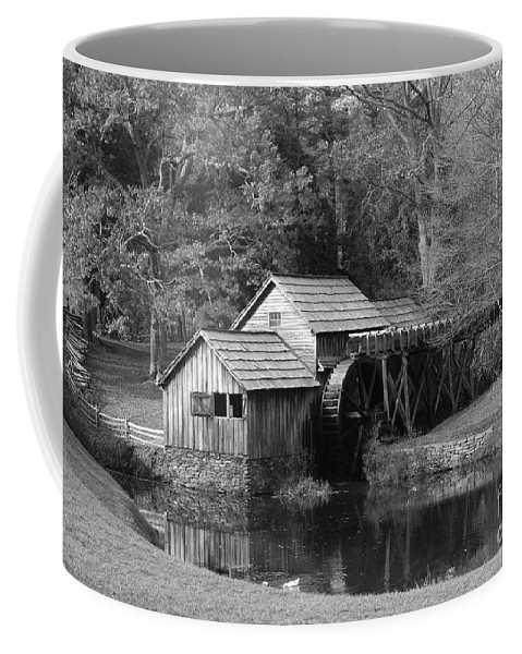 Virginia Coffee Mug featuring the photograph Virginia's Old Mill by Eric Liller
