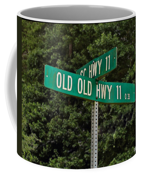 Old Old Coffee Mug featuring the photograph Old Old by Bellesouth Studio