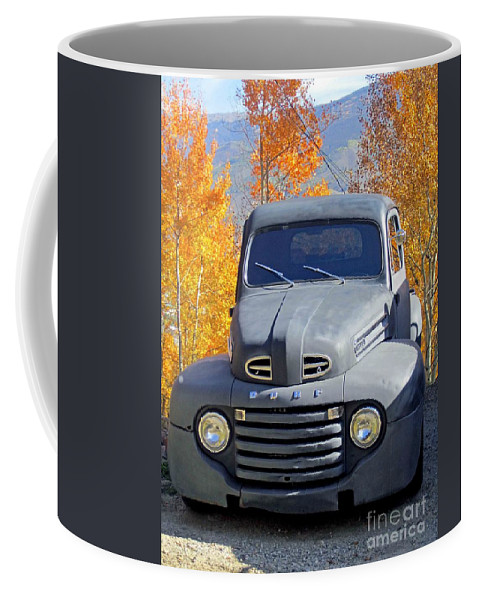 Hdr Photographs Coffee Mug featuring the photograph Old Time Fun by Fiona Kennard