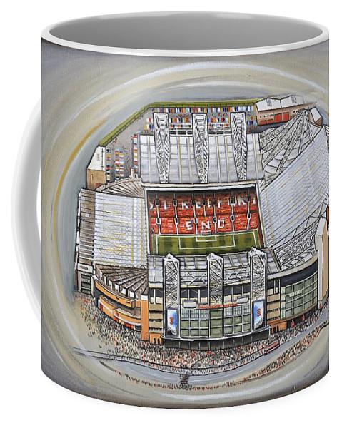 Old Trafford - Manchester United Coffee Mug
