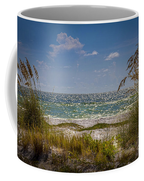 On A Clear Day Coffee Mug featuring the photograph On A Clear Day by Marvin Spates