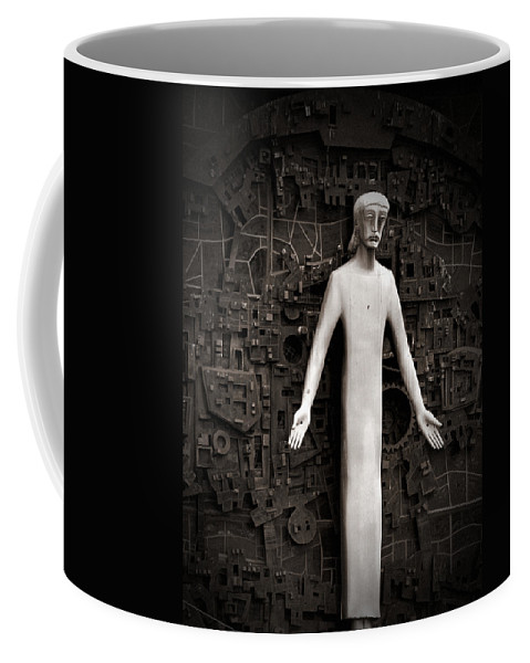 Man Coffee Mug featuring the photograph Open Arms by Alice Gipson