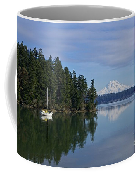 Photography Coffee Mug featuring the photograph Oro Bay IIi by Sean Griffin