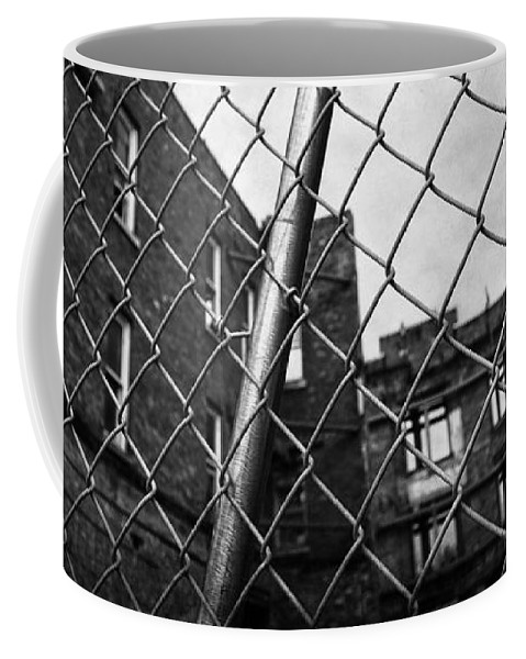 Downtown Coffee Mug featuring the photograph Otherside by The Artist Project