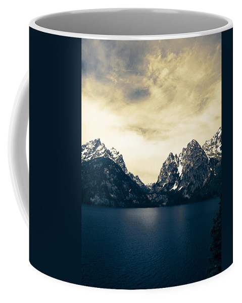 Overshadowing Coffee Mug featuring the photograph Overshadowing by JP McKim