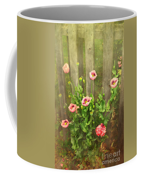 Poppy Coffee Mug featuring the photograph Papaver Orientale 3 by Linsey Williams