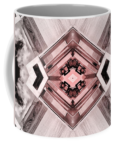 Particle Accelerator Coffee Mug featuring the photograph Particle Accelerator by Dominic Piperata