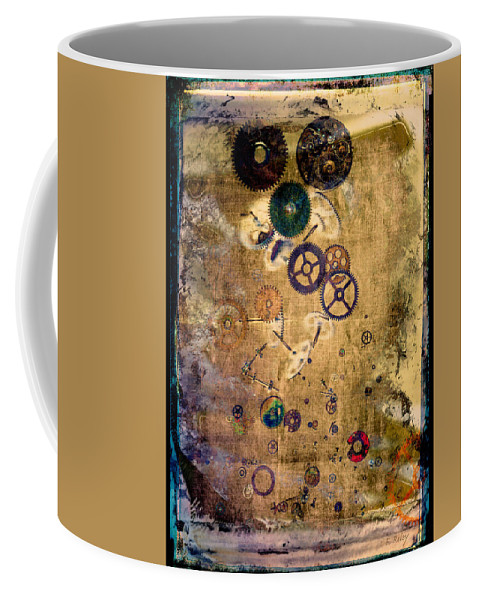 Past Coffee Mug featuring the photograph Past by Fran Riley