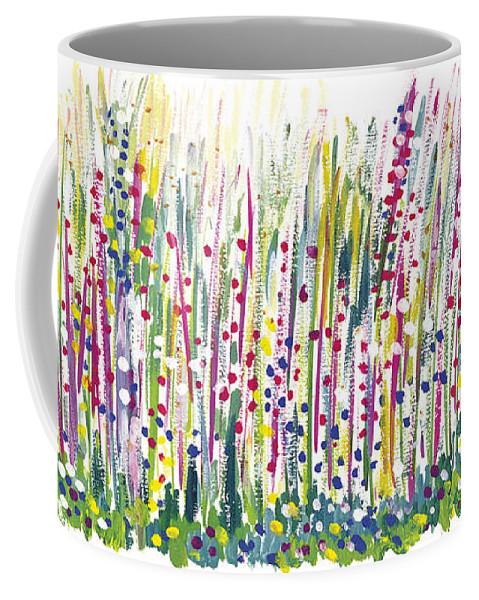 Spring Coffee Mug featuring the painting Pastel by Bjorn Sjogren