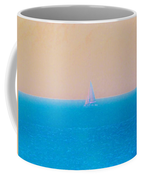 Color Coffee Mug featuring the photograph Pastel Trip by Amar Sheow