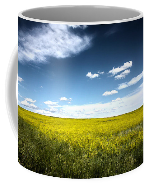 Pawnee National Grasslands Coffee Mug featuring the photograph Pawnee Grasslands by Shane Bechler