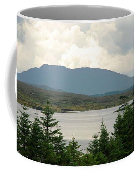 Connemara Coffee Mug featuring the photograph Peaceful And Serene by Charlie and Norma Brock