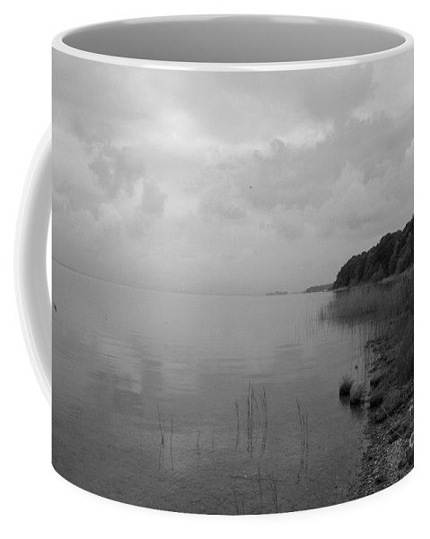 Chiemsee Coffee Mug featuring the photograph Peacefullness by Christiane Schulze Art And Photography