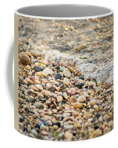 Bill Pevlor Coffee Mug featuring the photograph Pebble Beach by Bill Pevlor