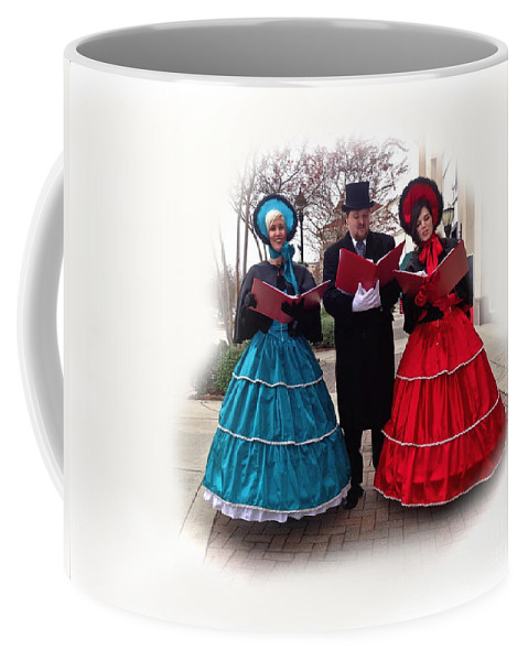 Singers Coffee Mug featuring the photograph Sing Sing Sing by Saundra Myles