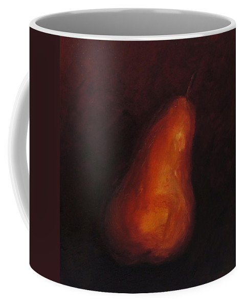 Persephone Coffee Mug featuring the painting Persephone by Shannon Grissom
