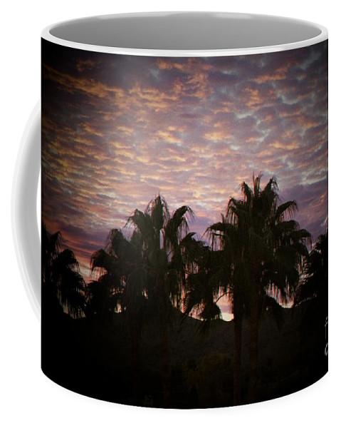 Sunset Coffee Mug featuring the photograph Phoenix Sunset by Brandi Maher