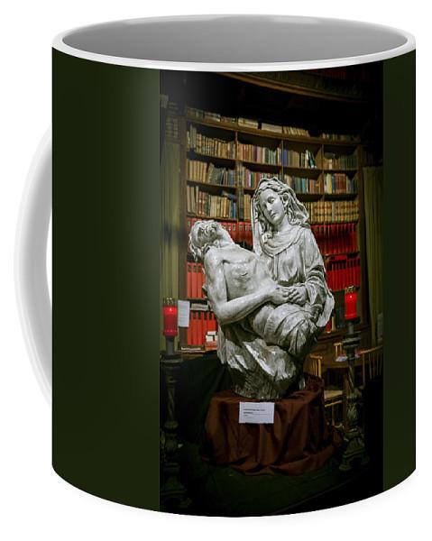Pieta Coffee Mug featuring the photograph Pieta by Focus Fotos