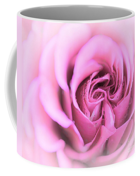 Flora Coffee Mug featuring the photograph Pinkness by Edmund Nagele