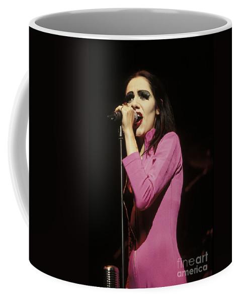 Musician Coffee Mug featuring the photograph Pj Harvey by Concert Photos