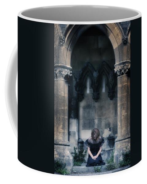 Woman Coffee Mug featuring the photograph Please Return by Joana Kruse