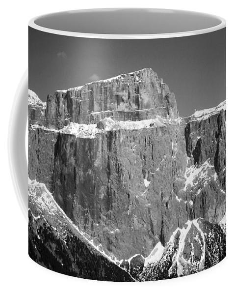 Europe Coffee Mug featuring the photograph Pordoi Joch - Italy by Juergen Weiss