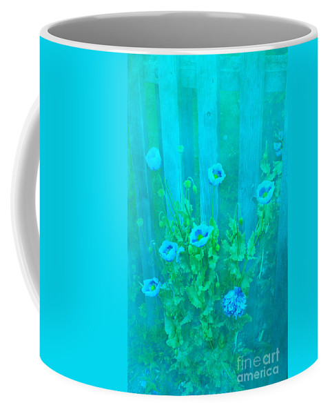 Poppy Coffee Mug featuring the photograph Papaver Orientale 4 by Linsey Williams