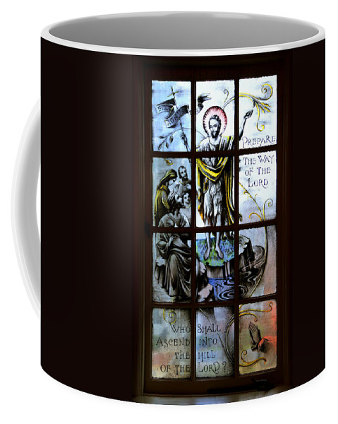 Architecture Coffee Mug featuring the photograph Prepare The Way by Stephen Stookey
