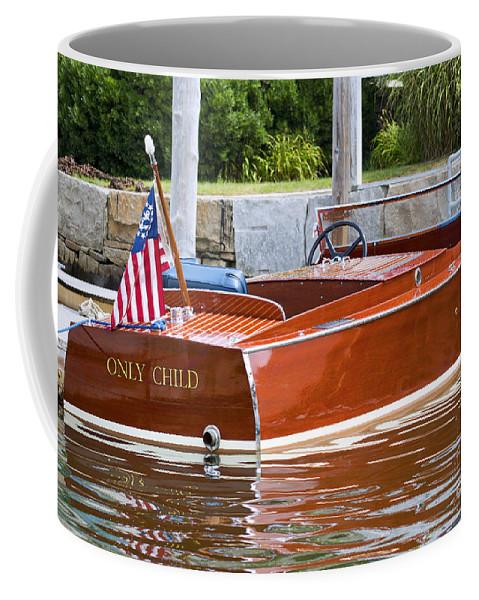 Wood Coffee Mug featuring the photograph Prodigy by Joe Geraci