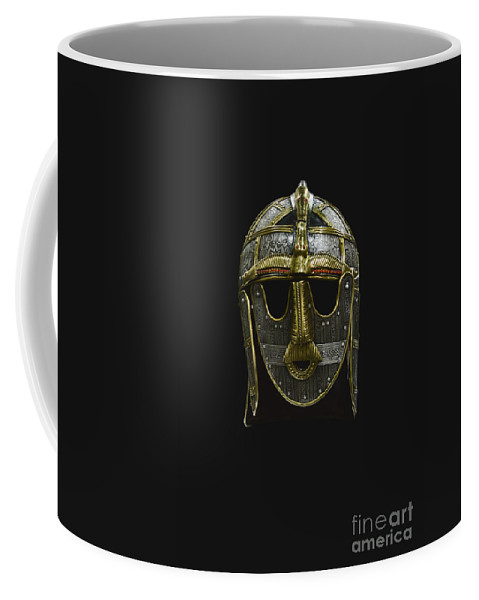 Helmet Coffee Mug featuring the photograph Protection by Margie Hurwich