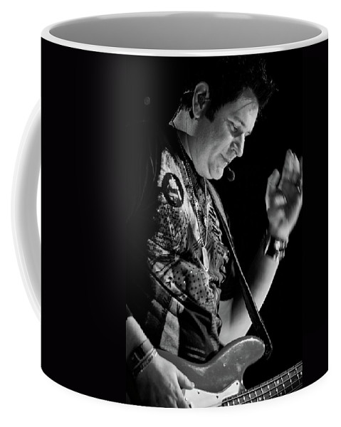 Rascal Flatts Coffee Mug featuring the photograph Rascal Flatts 5136 by Timothy Bischoff