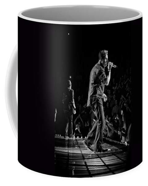 Rascal Flatts Coffee Mug featuring the photograph Rascal Flatts 5140 by Timothy Bischoff
