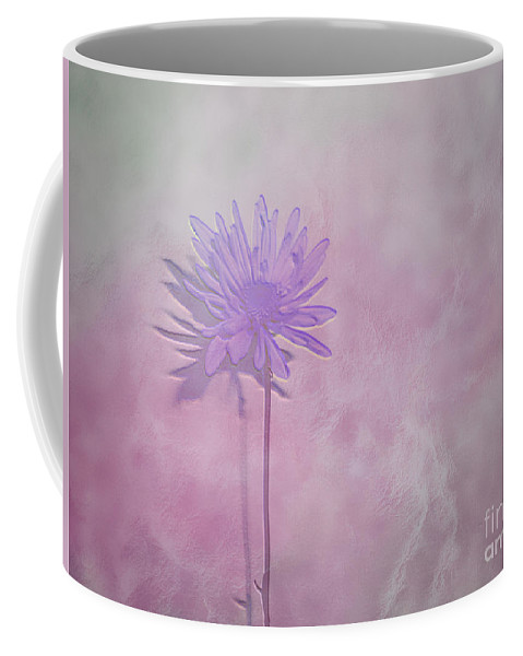 Lavender Coffee Mug featuring the photograph Reach Out To Me by Adri Turner