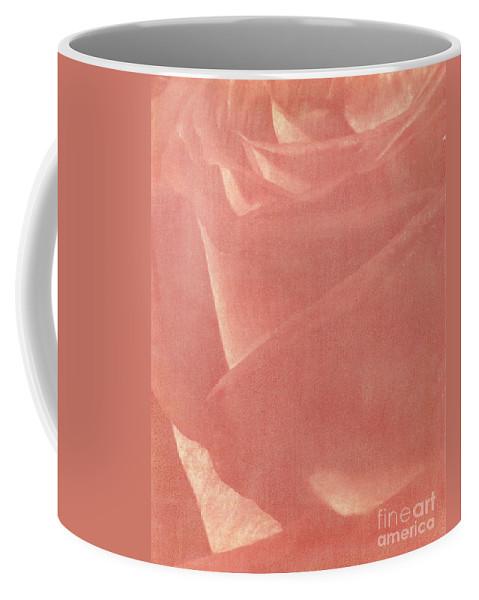 Rose Coffee Mug featuring the photograph Reddish Rose by Casper Cammeraat