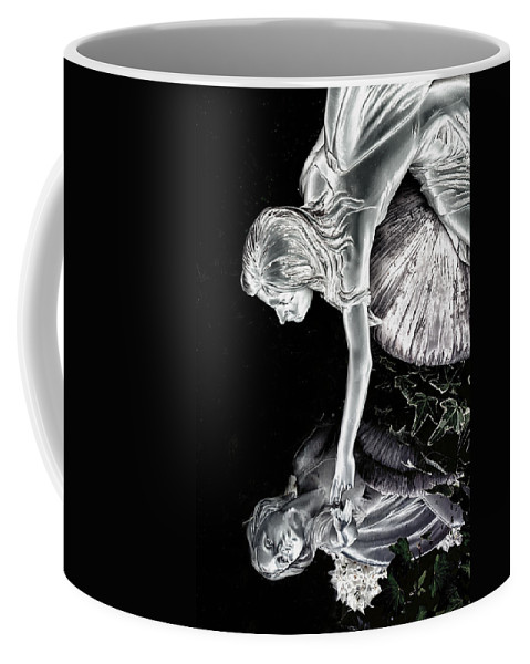 Cindy Archbell Coffee Mug featuring the photograph Reflection by Cindy Archbell